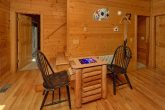 Rustic Cabin with Pool table and 2 Arcade Games