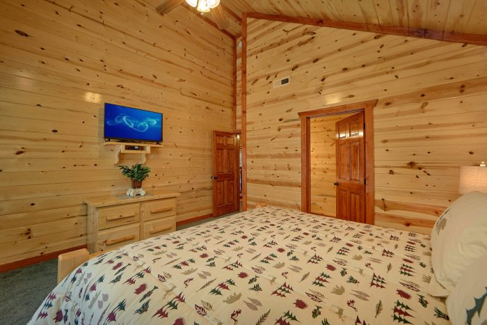 5 Bedroom Pool Cabin in the Smoky Mountains - Dive Inn