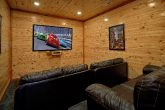 5 Bedroom Cabin with a Theater Room