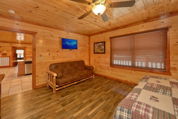 12 bedroom cabin with Private Master Bathrooms - Dream Maker Lodge