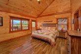 Beautiful Mountain Views from 12 bedroom cabin