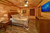 Group size cabin with King Beds and sleeper sofa