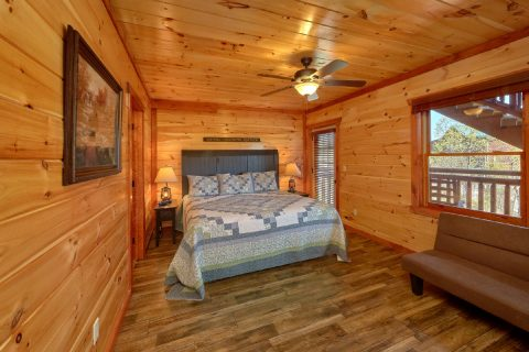 12 bedroom Cabin with room for a wedding party - Dream Maker Lodge