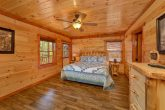 Large cabin for church group and youth retreats
