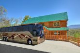 12 Bedroom Cabin with Bus Parking