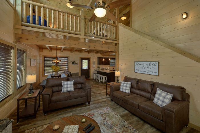 Dream Mountain Cove Cabin Rental Photo