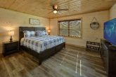 Main Floor Bedroom 4 Bedroom Cabin Sleeps 14