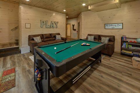 Bear Cove Falls Resort 4 Bedroom Cabin - Dream Mountain Cove