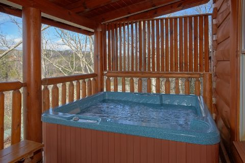 Premium 4 Bedroom Cabin with 2 Hot Tubs - Dreamland