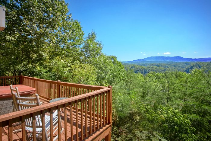 Premium Cabin with Views of the Smoky Mountains - Eagle's Crest