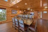 Cabin with Full size dining room and Kitchen