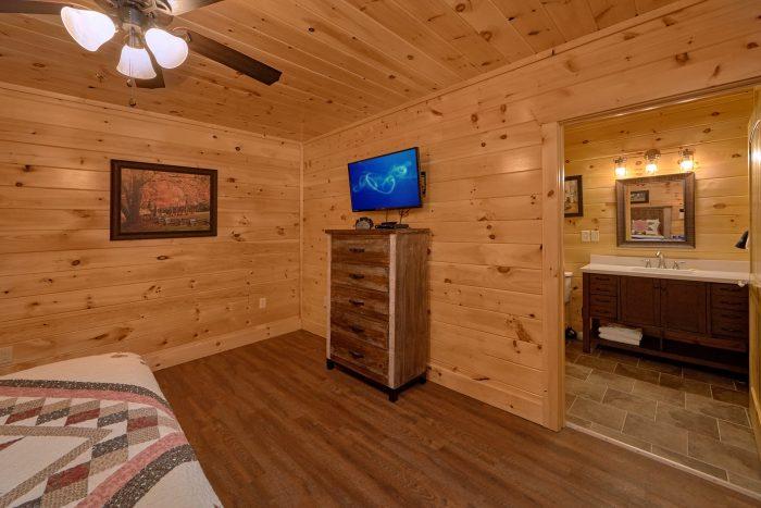 Cabin with Bathrooms in every bedroom - Elk Ridge Lodge
