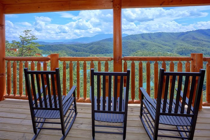 Premium 5 Bedroom cabin with Mountain Views - Elk Ridge Lodge