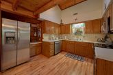 Large Open Kitchen 3 Bedroom Gatlinburg Cabin