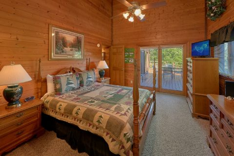Large Master Bedroom - Emerald View