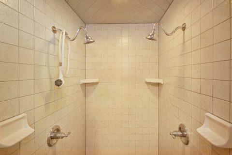 Honeymoon Cabin with Dual Shower - Enchanted Evenings
