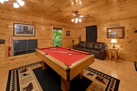 Pool Table, AIr Hockey, and Foos Ball Game Room - Endless Joy