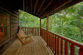 2 Bedroom 2 Bath Cabin with Swing Sleeps 10