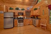 Sky Harbor cabin with King Master Suite