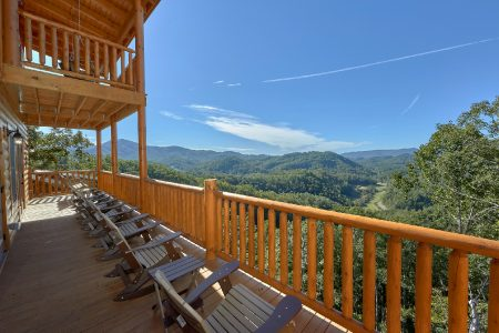 Wilderness Lodge: 5 Bedroom Pigeon Forge Cabin Rental