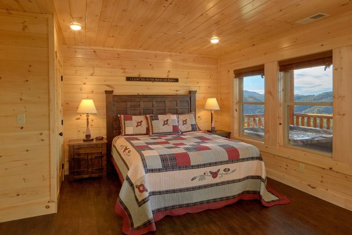 Sherwood Forest cabin with 5 bedrooms and Pool - Endless Sunsets