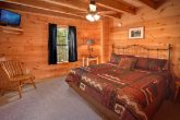 3 Bedroom Cabin with Main Floor King Bedroom