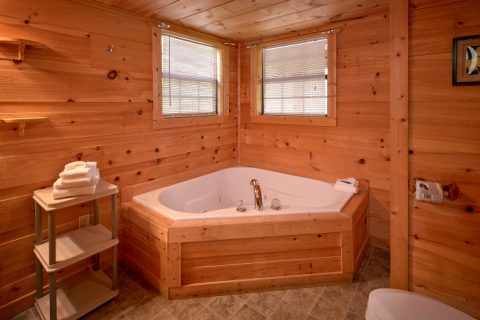 3 Bedroom Cabin with Luxurious Jacuzzi Tub - Falcon Crest