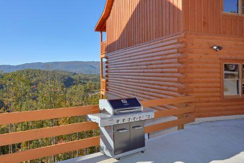 6 Bedroom Cabin Sleeps 14 Gas Grill & Indoor Poo - Family Fun Pool Lodge 2