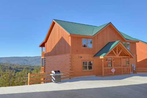 New Built 6 Bedroom Pool Cabin Sleeps14 - Family Fun Pool Lodge 2