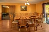 Cabin with Additional Spacious Dining Room