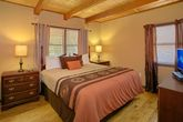 3 Bedroom Cabin with 2 Private King Bedrooms