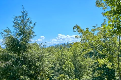 Pigeon Forge 3 Bedroom Cabin with wooded View - Family Getaway