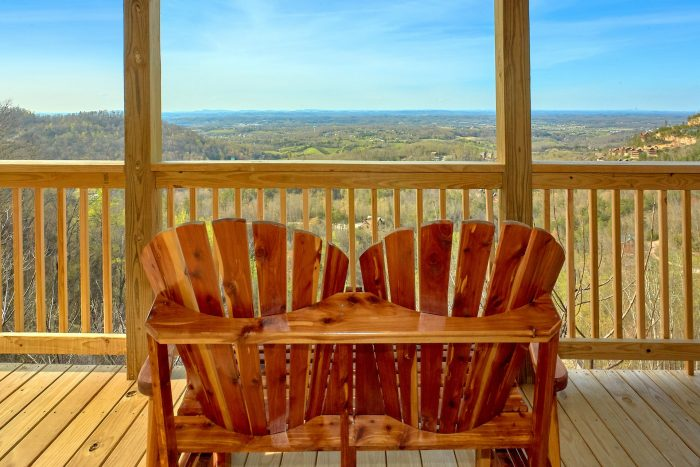 Fifty Mile View Cabin Rental Photo