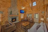 Cozy 4 Bedroom cabin with Fireplace