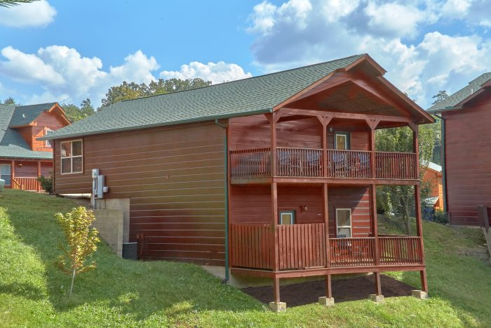 Flying Bear Cabin Rental Photo
