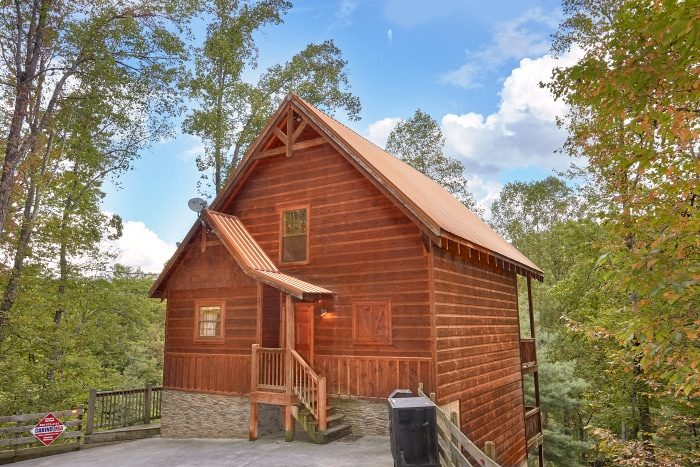 Fort Knoxx Cabin Rental Photo