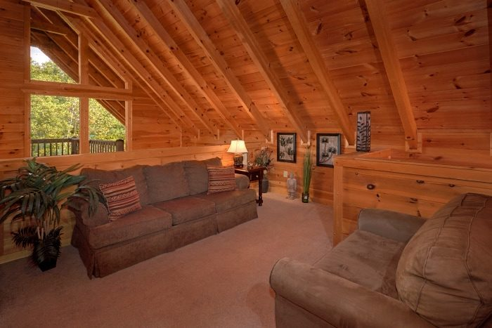3 Bedroom Cabin with Spacious Master Suite - Fort Knoxx