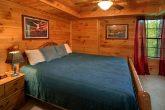 Premium Rental Cabin with 3 King Bedrooms
