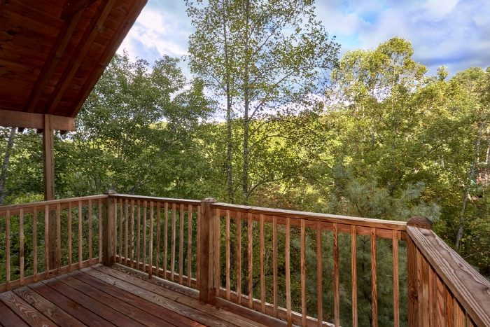 3 Bedroom Cabin with Private Decks and View - Fort Knoxx