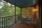 2 Bedroom Cabin with Screen in Deck