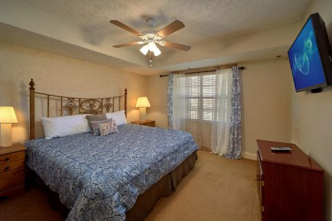 Gatlinburg Condo with 2 King Bedrooms - Gatehouse 505