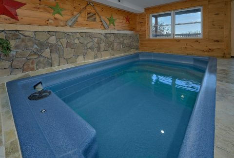 Gatlinburg Splash 3 Bedroom Indoor Pool Cabin - Gatlinburg Splash