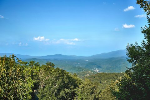 Spectacular Views 3 Bedroom Gatlinburg Cabin - Gatlinburg Splash
