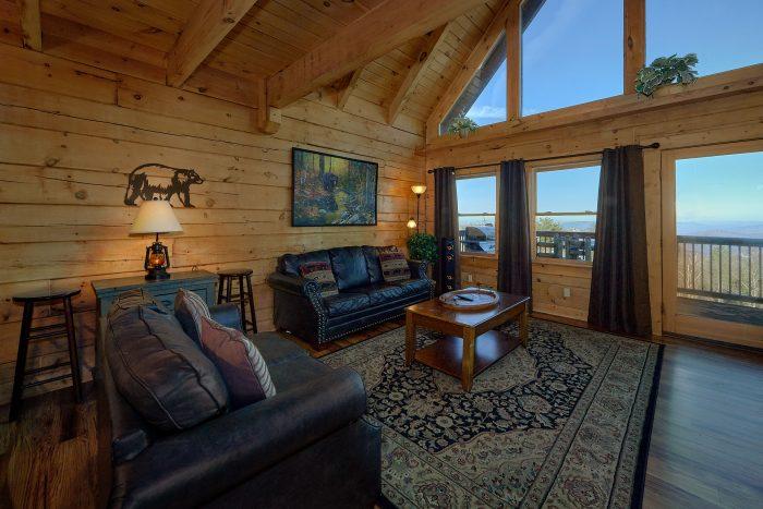 Cabin that sleeps 8 with Large Kitchen - Gatlinburg Splash