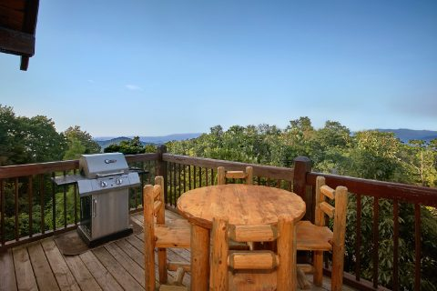Luxury Cabin with Views of Gatlinburg - Gatlinburg Splash
