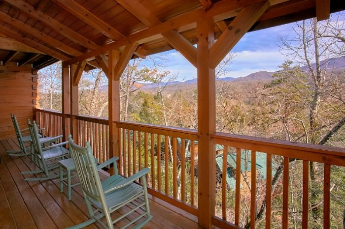 Gatlinburg Views Cabin Rental Photo
