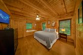 1 Bedroom Pigeon Forge Cabin with 2 Levels