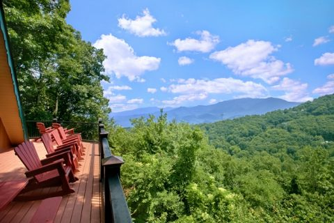 Gatlinburg 6 Bedroom Chalet with Mountain Views - Grand Pinnacle