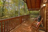 Rocking Chairs on Covered Deck