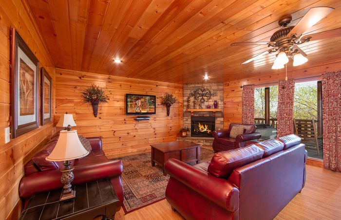 Cabin with mountain views and elevator - Great Aspirations